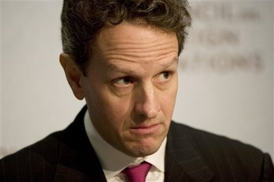 Geithner Regulation