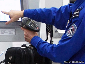 """Steve Bierfeldt is accusing the Transportation Security Administration of """"harassing"""