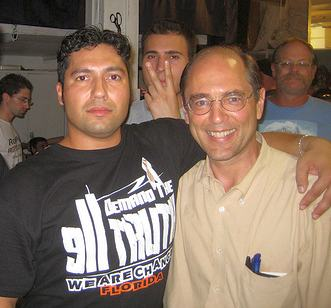Manny Badillo and Richard Gage