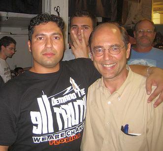 Manny Badillo and Richard Gage