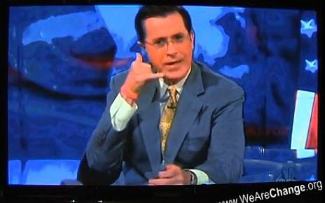 Luke Rudkowski Talks to Stephen Colbert